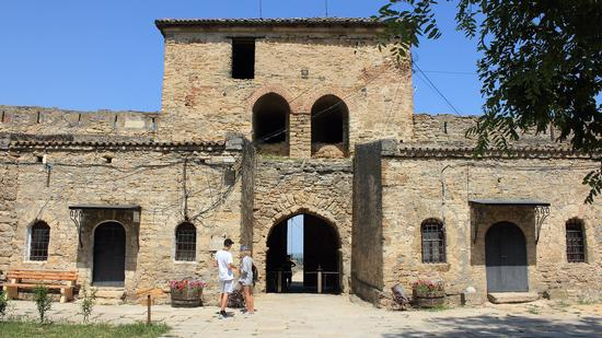 Bilhorod-Dnistrovskyi Fortress - the largest fortress in Ukraine, photo 11