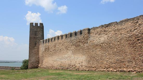 Bilhorod-Dnistrovskyi Fortress - the largest fortress in Ukraine, photo 2