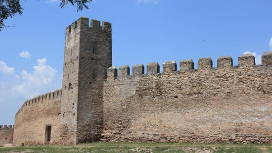 Bilhorod-Dnistrovskyi Fortress - the largest fortress in Ukraine, photo 3