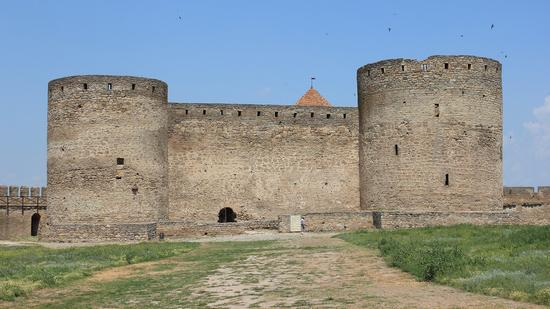 Bilhorod-Dnistrovskyi Fortress - the largest fortress in Ukraine, photo 4