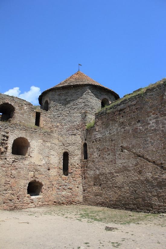 Bilhorod-Dnistrovskyi Fortress - the largest fortress in Ukraine, photo 5
