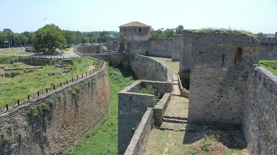 Bilhorod-Dnistrovskyi Fortress - the largest fortress in Ukraine, photo 6