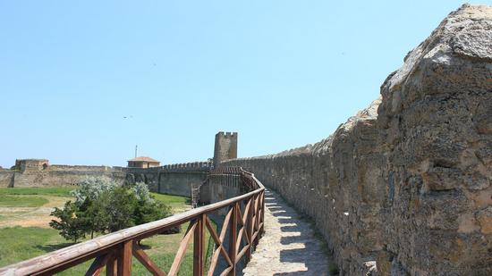 Bilhorod-Dnistrovskyi Fortress - the largest fortress in Ukraine, photo 7