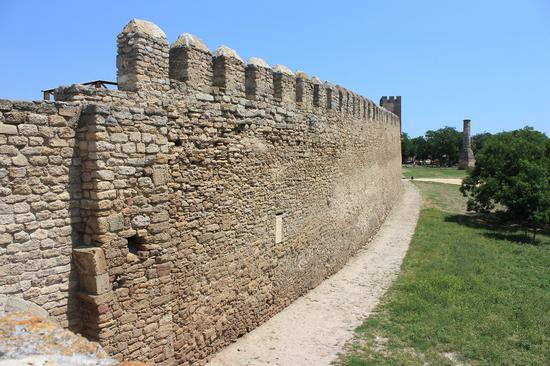 Bilhorod-Dnistrovskyi Fortress - the largest fortress in Ukraine, photo 8