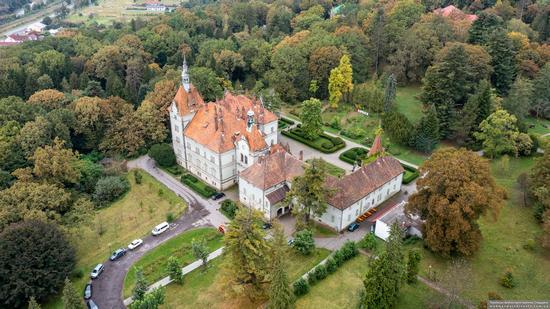 Palace of Counts Schonborn in Zakarpattia Oblast, Ukraine, photo 3