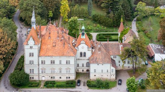 Palace of Counts Schonborn in Zakarpattia Oblast, Ukraine, photo 6