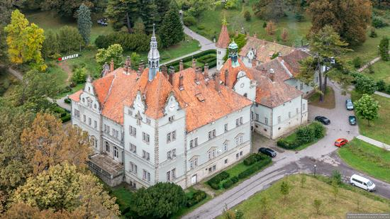 Palace of Counts Schonborn in Zakarpattia Oblast, Ukraine, photo 7