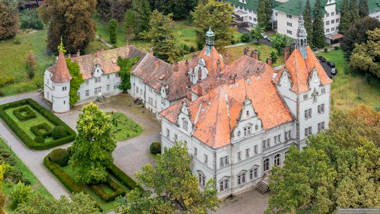 Palace of Counts Schonborn in Zakarpattia Oblast, Ukraine, photo 8