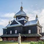 Church of the Exaltation of the Holy Cross in Mykytyntsi