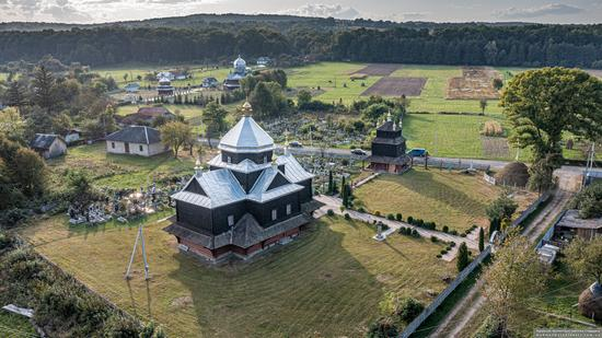 Church of the Exaltation of the Holy Cross in Mykytyntsi, Ivano-Frankivsk Oblast, Ukraine, photo 9