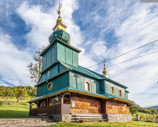 Church of the Holy Spirit in Kotelnytsya, Zakarpattia Oblast, Ukraine, photo 1