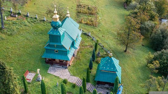 Church of the Holy Spirit in Kotelnytsya, Zakarpattia Oblast, Ukraine, photo 10