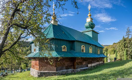 Church of the Holy Spirit in Kotelnytsya, Zakarpattia Oblast, Ukraine, photo 2