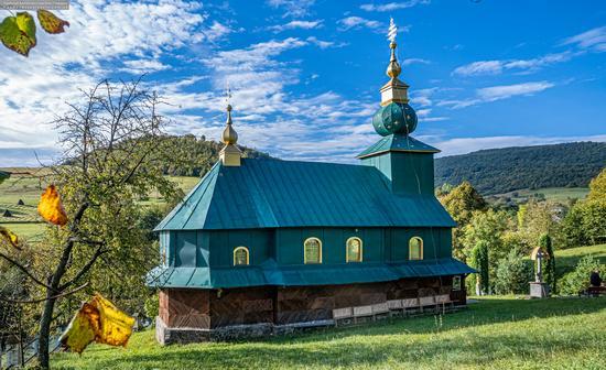 Church of the Holy Spirit in Kotelnytsya, Zakarpattia Oblast, Ukraine, photo 3