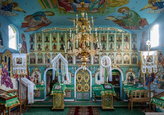 Church of the Holy Spirit in Kotelnytsya, Zakarpattia Oblast, Ukraine, photo 4