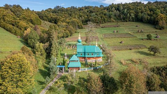 Church of the Holy Spirit in Kotelnytsya, Zakarpattia Oblast, Ukraine, photo 5