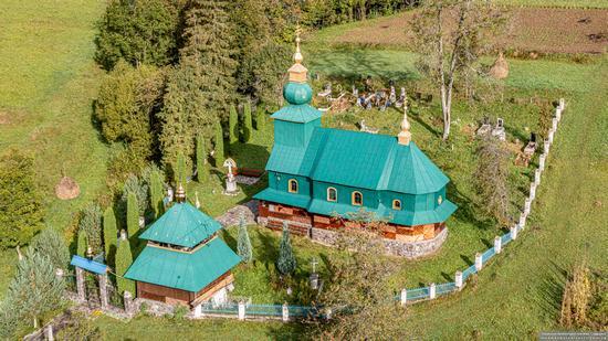 Church of the Holy Spirit in Kotelnytsya, Zakarpattia Oblast, Ukraine, photo 6