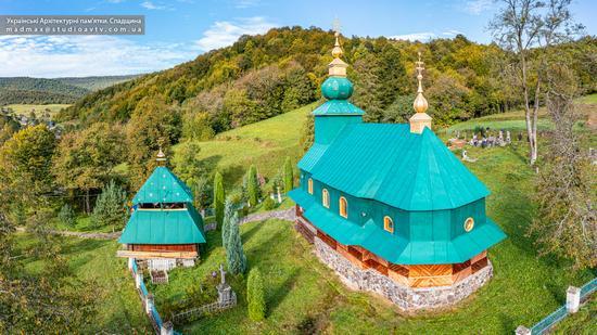 Church of the Holy Spirit in Kotelnytsya, Zakarpattia Oblast, Ukraine, photo 7