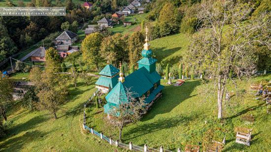 Church of the Holy Spirit in Kotelnytsya, Zakarpattia Oblast, Ukraine, photo 8