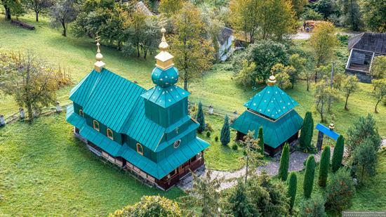 Church of the Holy Spirit in Kotelnytsya, Zakarpattia Oblast, Ukraine, photo 9