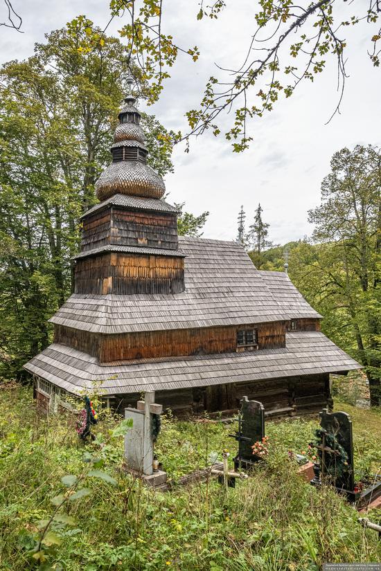 Church of the Presentation of the Virgin Mary in Roztoka, Zakarpattia Oblast, Ukraine, photo 2