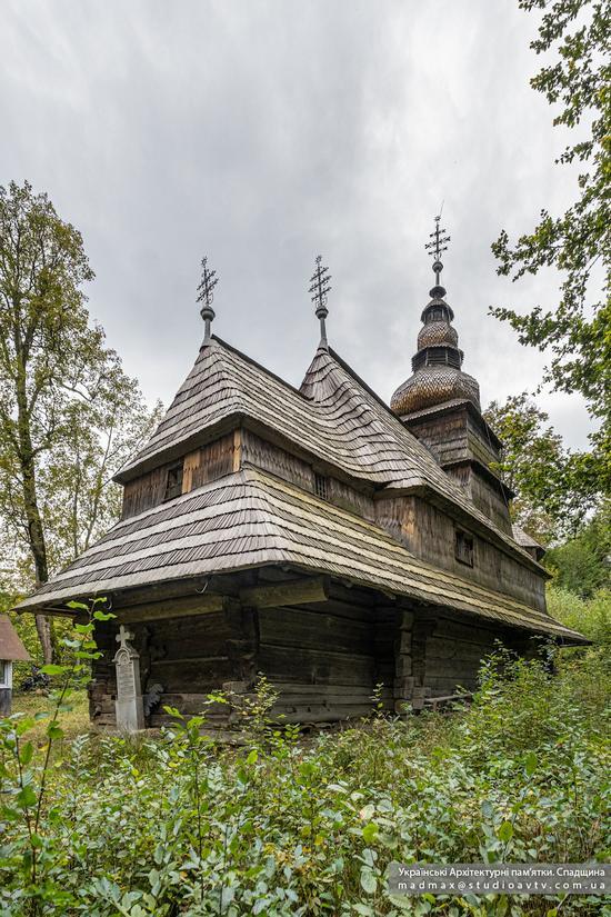 Church of the Presentation of the Virgin Mary in Roztoka, Zakarpattia Oblast, Ukraine, photo 3