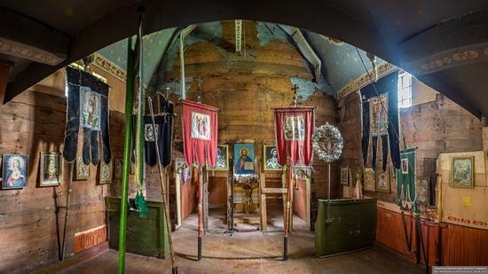 Church of the Presentation of the Virgin Mary in Roztoka, Zakarpattia Oblast, Ukraine, photo 4