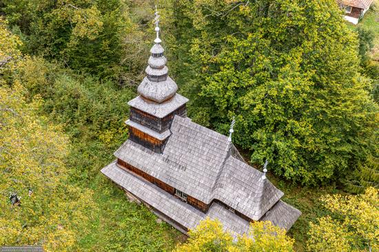 Church of the Presentation of the Virgin Mary in Roztoka, Zakarpattia Oblast, Ukraine, photo 6