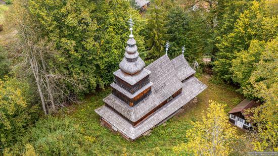Church of the Presentation of the Virgin Mary in Roztoka, Zakarpattia Oblast, Ukraine, photo 7