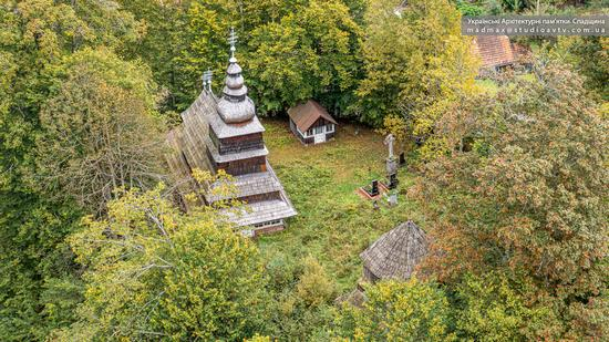Church of the Presentation of the Virgin Mary in Roztoka, Zakarpattia Oblast, Ukraine, photo 9