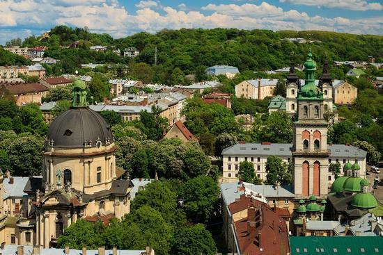 Lviv - post-pandemic travel to Ukraine