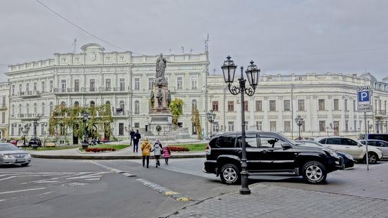 Odesa - post-pandemic travel to Ukraine