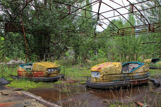 Pripyat - Top Travel Attractions of Ukraine