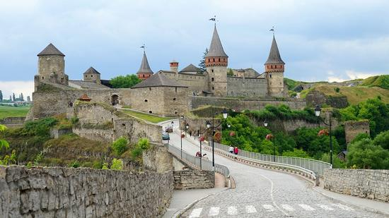 Kamianets-Podilskyi Castle - Top Travel Attractions of Ukraine