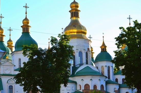 St. Sophia Cathedral in Kyiv - Top Travel Attractions in Ukraine