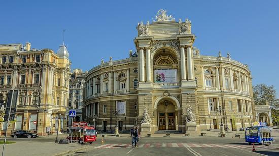 Odesa Opera and Ballet - Top Travel Attractions in Ukraine