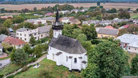 Reformed Church in Palad-Komarivtsi, Zakarpattia Oblast, Ukraine, photo 10