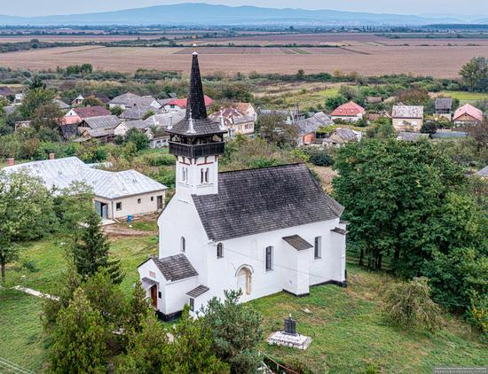 Reformed Church in Palad-Komarivtsi, Zakarpattia Oblast, Ukraine, photo 11