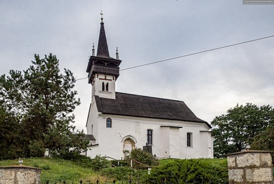 Reformed Church in Palad-Komarivtsi, Zakarpattia Oblast, Ukraine, photo 2