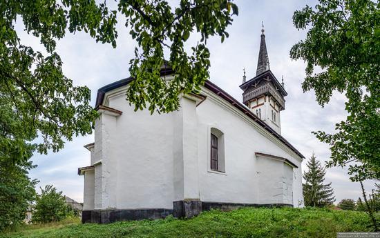 Reformed Church in Palad-Komarivtsi, Zakarpattia Oblast, Ukraine, photo 3