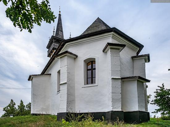Reformed Church in Palad-Komarivtsi, Zakarpattia Oblast, Ukraine, photo 4