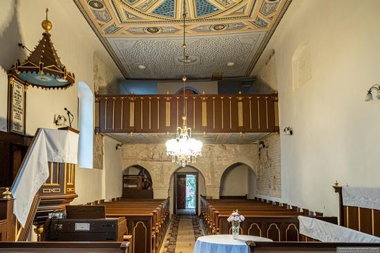Reformed Church in Palad-Komarivtsi, Zakarpattia Oblast, Ukraine, photo 6