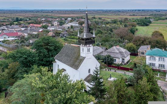 Reformed Church in Palad-Komarivtsi, Zakarpattia Oblast, Ukraine, photo 8