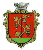 Bilhorod-Dnistrovskyi city coat of arms