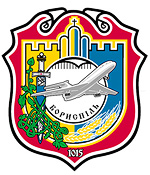Boryspil city coat of arms