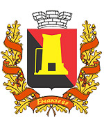 Enakievo city coat of arms