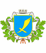 Khartsyzsk city coat of arms