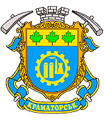 Kramatorsk city coat of arms