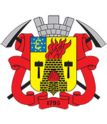 Lugansk city coat of arms