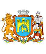 Lviv city coat of arms